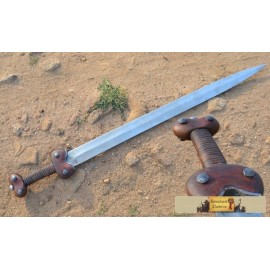 Celtic sword replica
