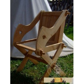 A chair from Glastonbury