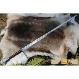 LOTHAR, pracstise long sword