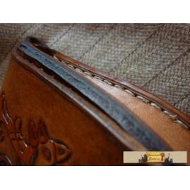 Belt purse Jelling style