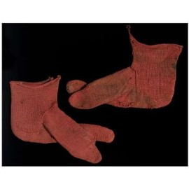 Coptic socks replica - IV century AD