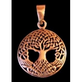 Pendant 'World Tree Yggdrasil'