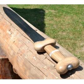 La Tene Sword, sharp replica